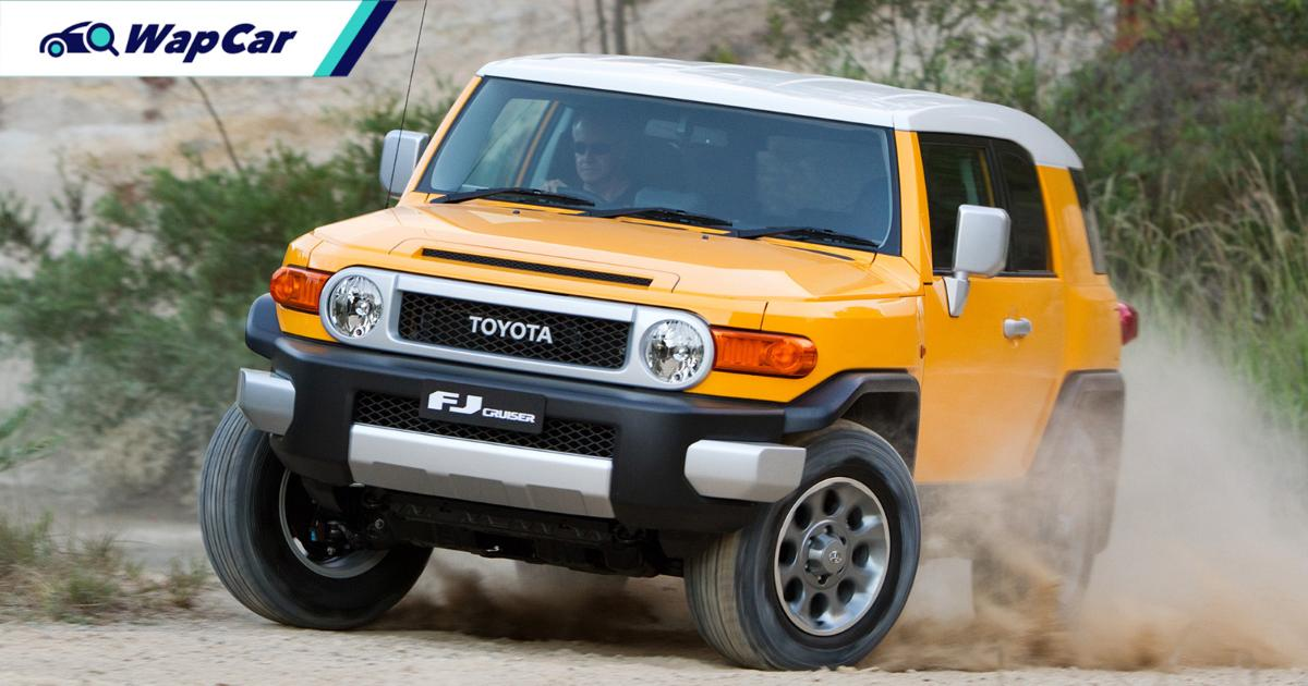 10 reasons why the Toyota FJ Cruiser is the bomb 01
