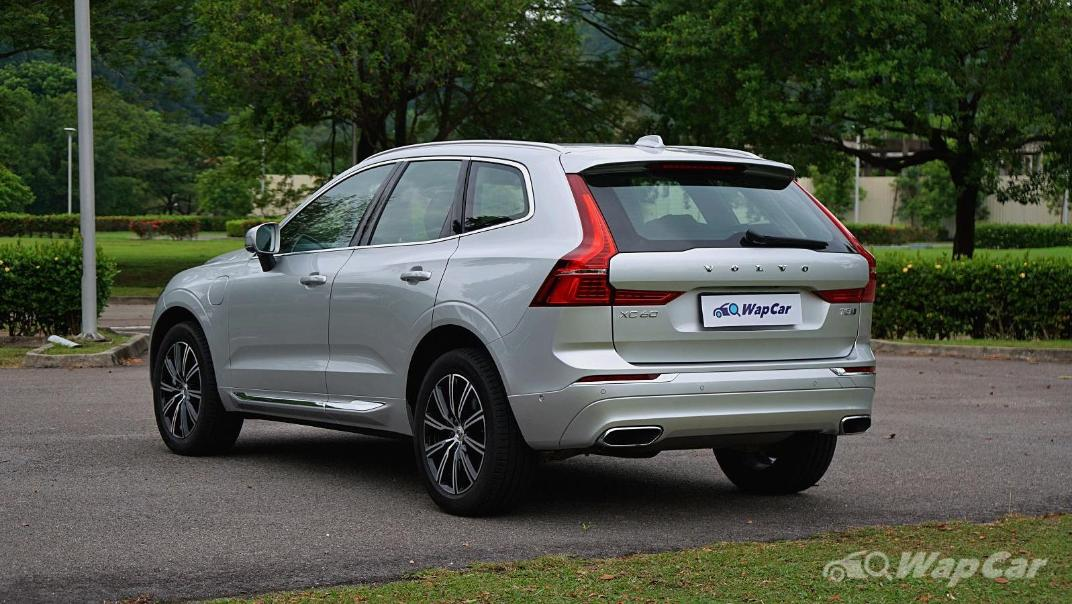 2020 Volvo XC60 T8 Twin Engine Inscription Plus Exterior 007