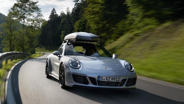 2019 Porsche 911 The new 911 Carrera Exterior 002