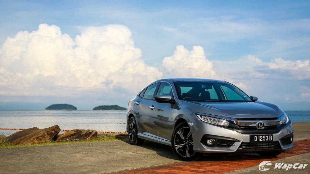2018 Honda Civic 1.5TC Premium Exterior 009
