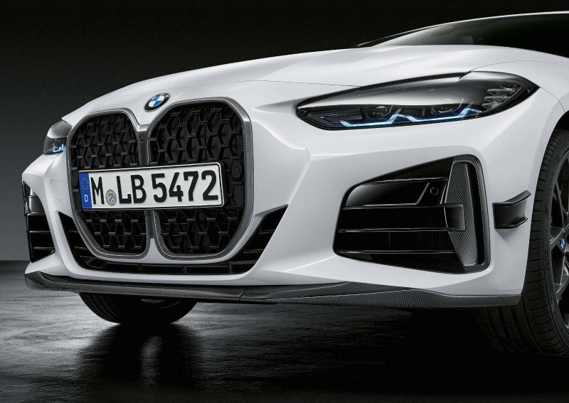 All-New 2021 BMW 4 Series (G22): Here's the M Performance parts catalogue 02