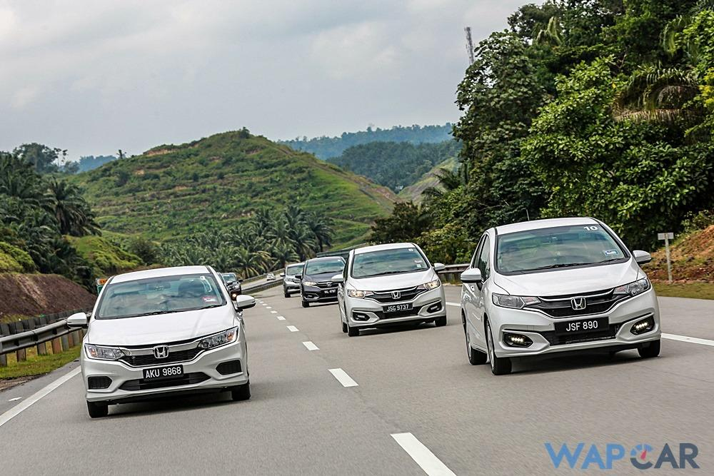 Honda Jazz Hybrid And City Hybrid – Here's What You Need To Know 01