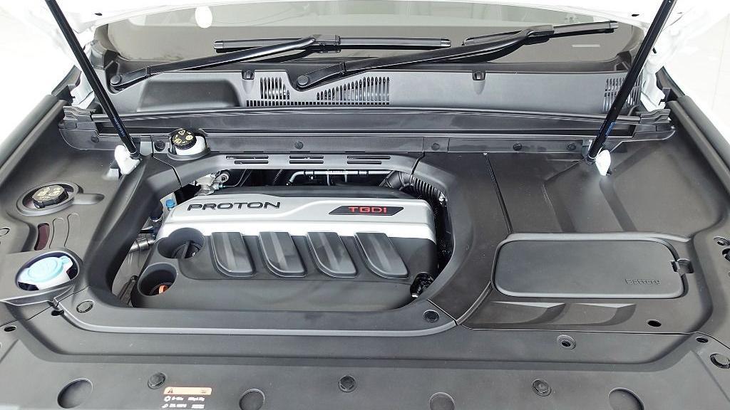 2018 Proton X70 1.8 TGDI Executive AWD Others 001