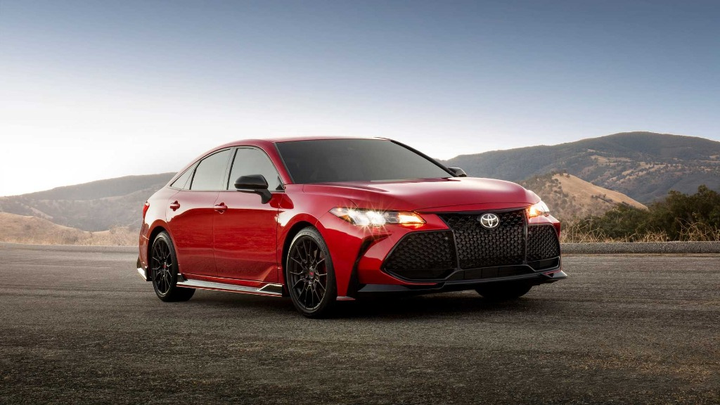 Price Exposure Of The 2020 Toyota Avalon TRD  01