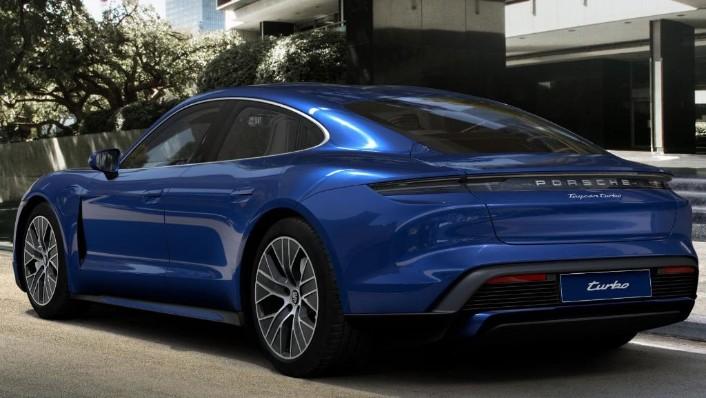 Porsche Taycan(2019) Exterior 007
