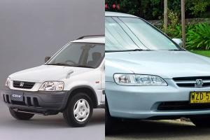 Honda Malaysia recalls year 1999 Accord and year 2000 CR-V for airbag inflator replacement