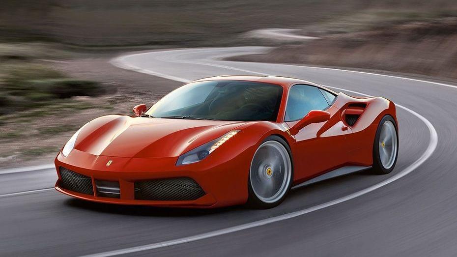 Ferrari 488 (2015) Exterior 019