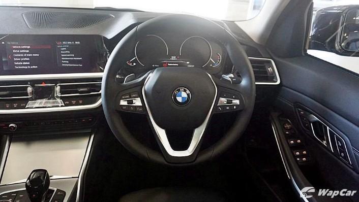2020 BMW 3 Series 320i Sport Interior 004