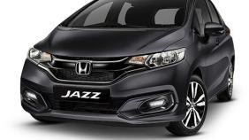 Honda Jazz (2018) Exterior 003