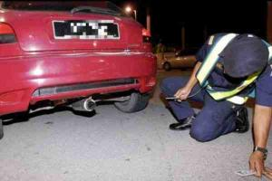 Over 10k summons issued for modified exhaust in 7 days