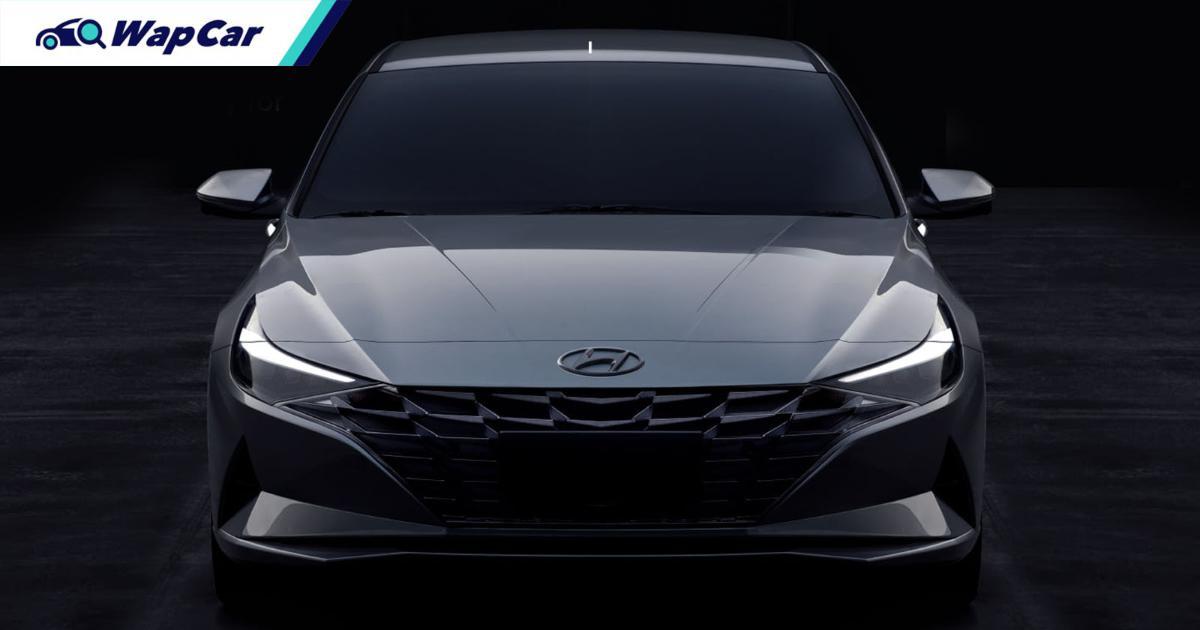 小心了Civic,大马Hyundai即将推出2021 Hyundai Elantra 01
