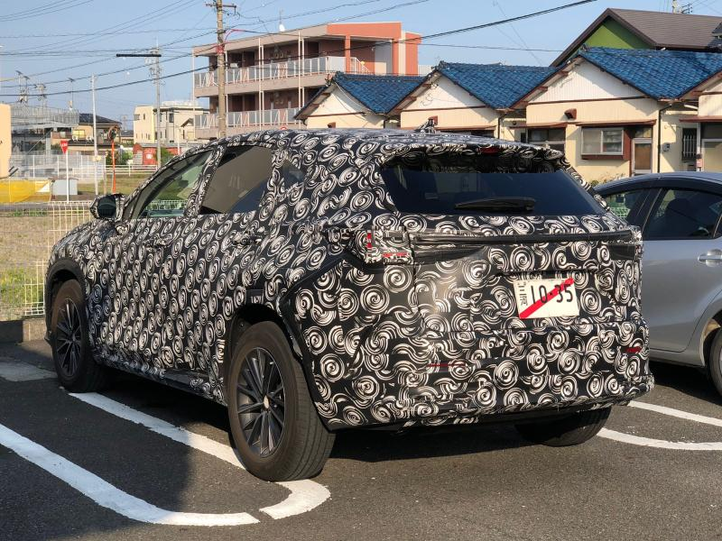 Lexus confirms new PHEV model in 2021 – Lexus NX Plug-in Hybrid with 306 PS? 02