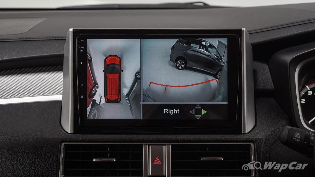2020 Mitsubishi Xpander 1.5 L Interior 023