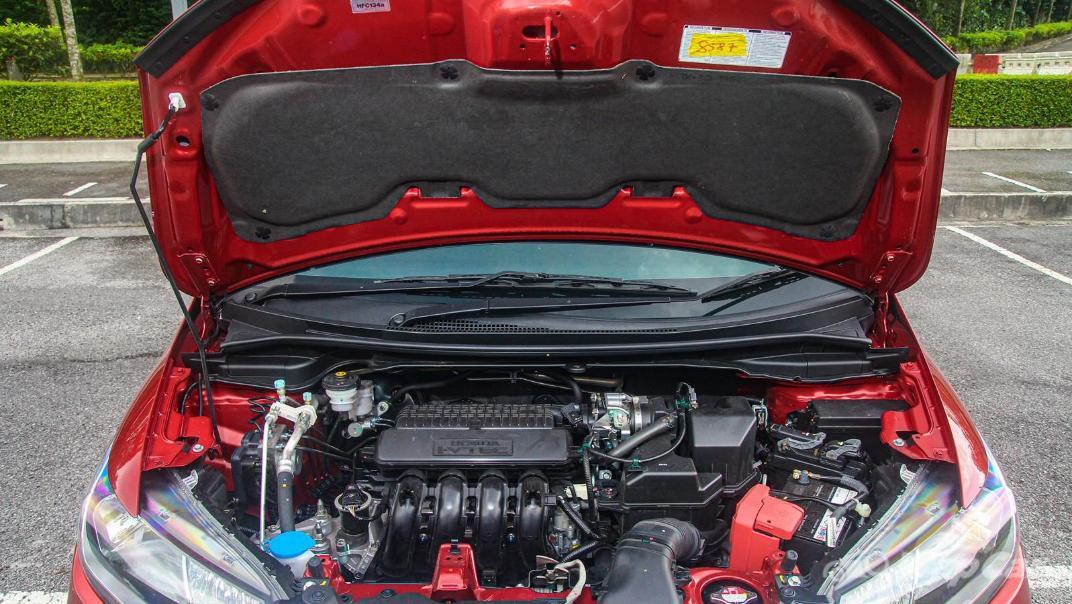 2019 Honda Jazz 1.5 V Others 003