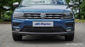 2020 Volkswagen Tiguan Allspace 1.4TSI Highline Exterior 013