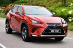 All-new 2nd gen Lexus NX to debut in mid-2021 with TNGA-K platform