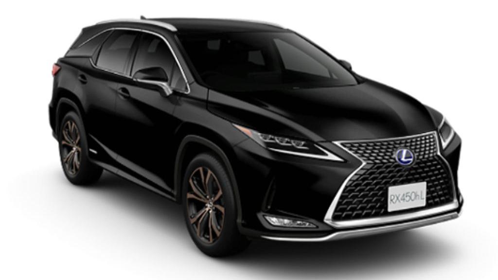 Lexus RX (2019) Exterior 003