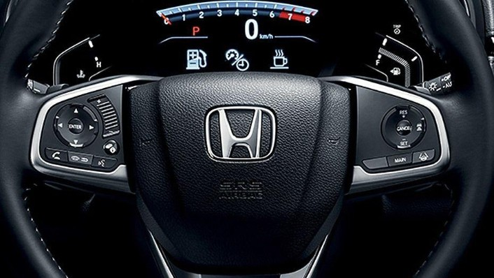 Honda CR-V (2018) Interior 002
