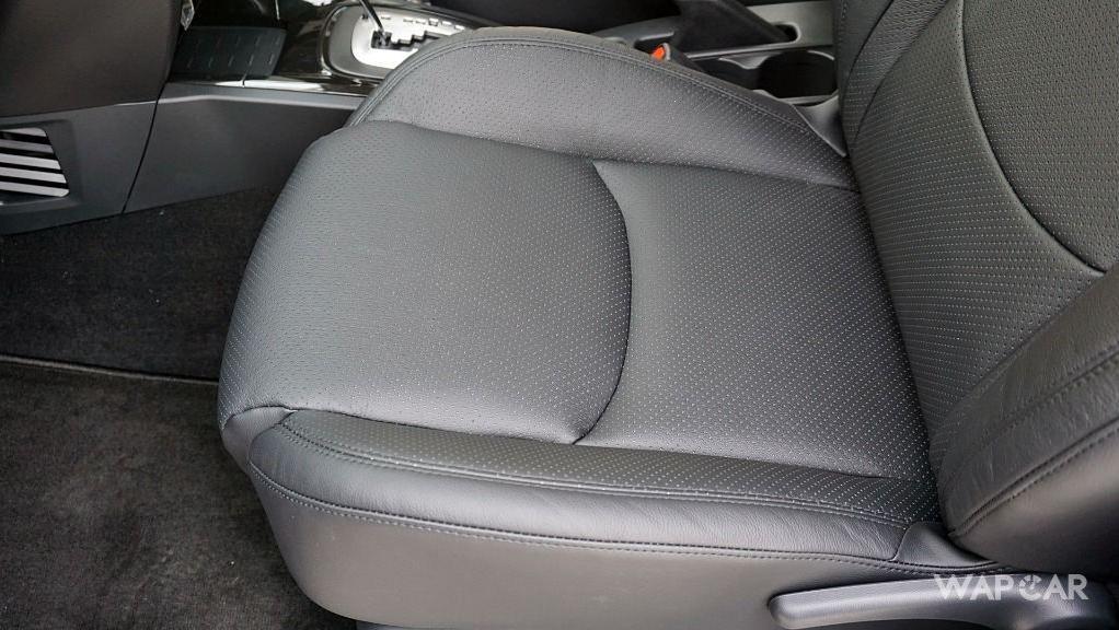 Perodua Aruz (2019) Interior 026