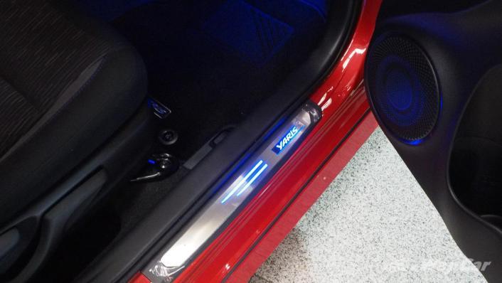 2021 Toyota Yaris 1.5G Interior 005