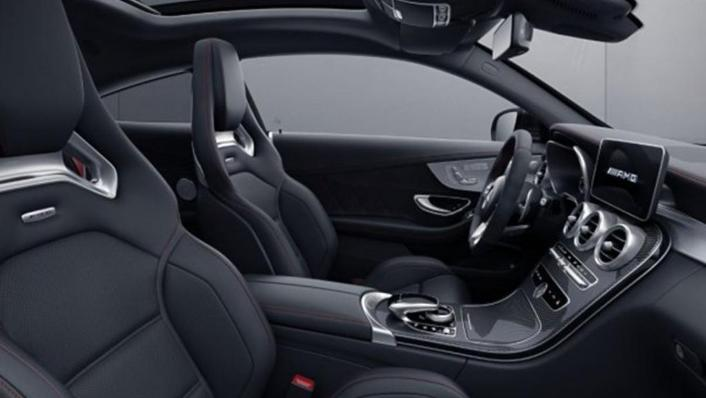 2018 Mercedes-Benz AMG C-Class Coupe AMG C 43 4MATIC Interior 007