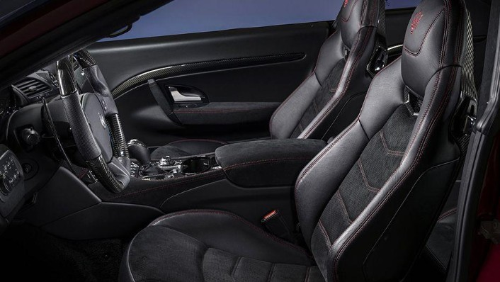 2018 Maserati GranTurismo GranTurismo MC Interior 009