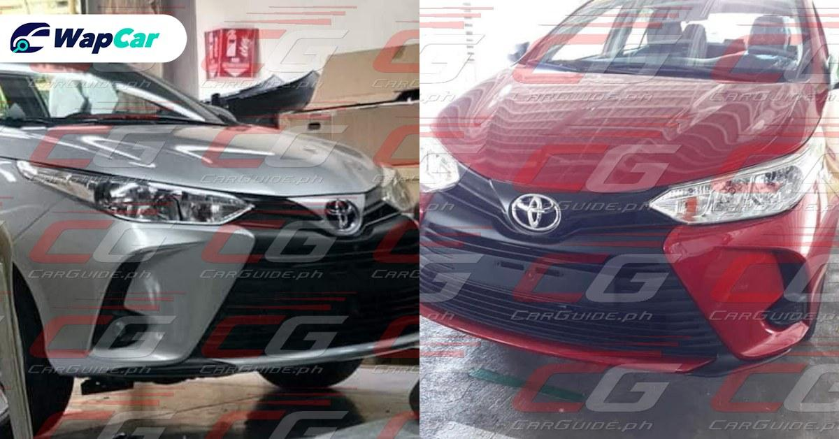 Spied: Is this the new 2021 Toyota Vios facelift?  01