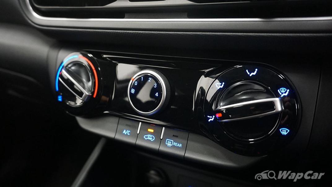 2021 Hyundai Kona 2.0 Standard Interior 012