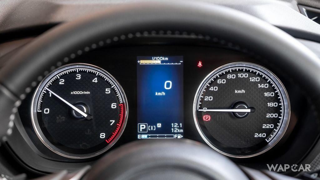 Subaru Forester (2019) Interior 004