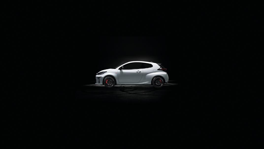 2021 Toyota GR Yaris Exterior 082