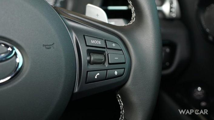 2019 Toyota GR Supra 3.0L Interior 005