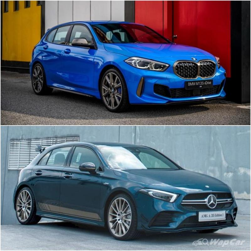 BMW M cars outsold Mercedes-AMG by 20k units in 2020! 02