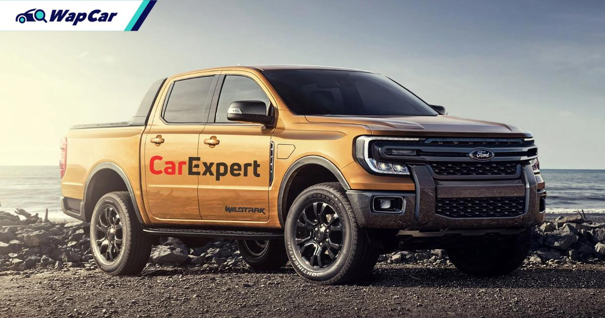 Next-gen, all-new Ford Ranger to debut in 2022, plant construction underway 01