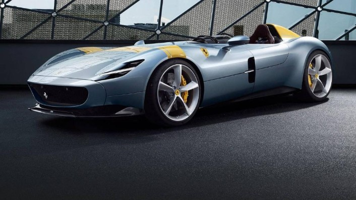 Ferrari Monza SP1 (2019) Exterior 001