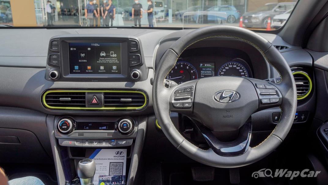 2020 Hyundai Kona 1.6 T-GDi High Interior 003