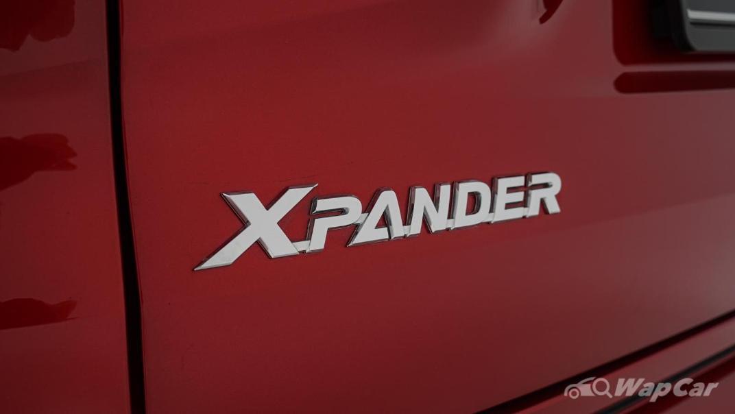 2020 Mitsubishi Xpander 1.5 L Exterior 029