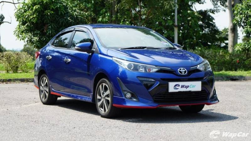 Watch: Toyota Vios driver's hilarious rant about built-in fuel-efficient podium display 02
