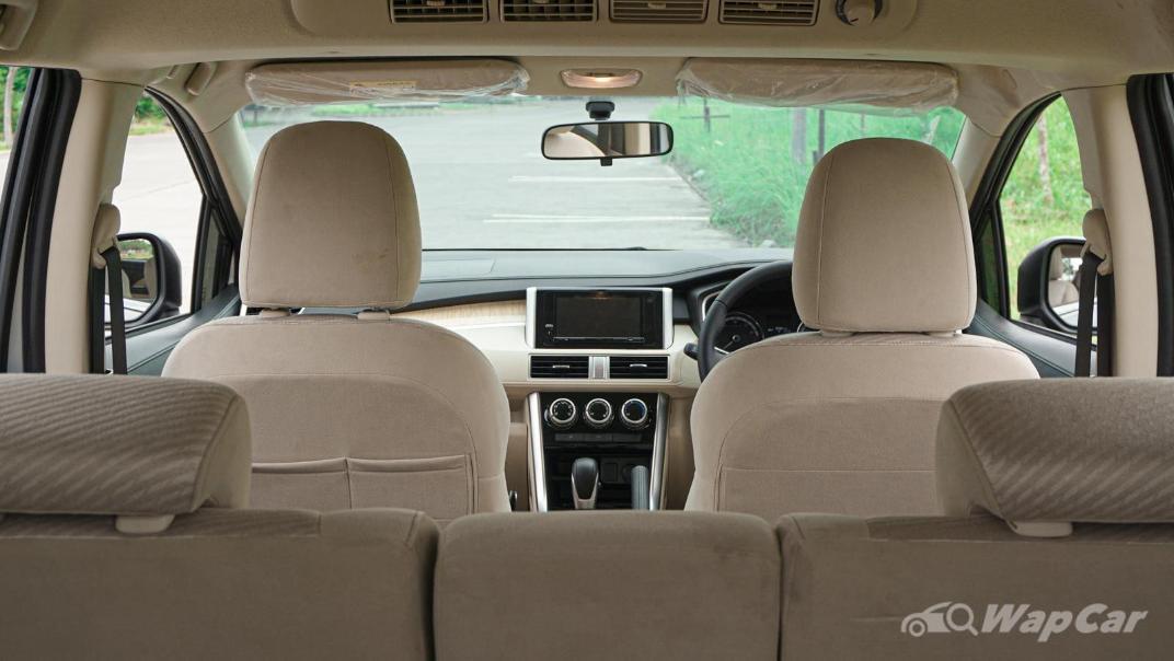 2020 Mitsubishi Xpander Upcoming Version Interior 017