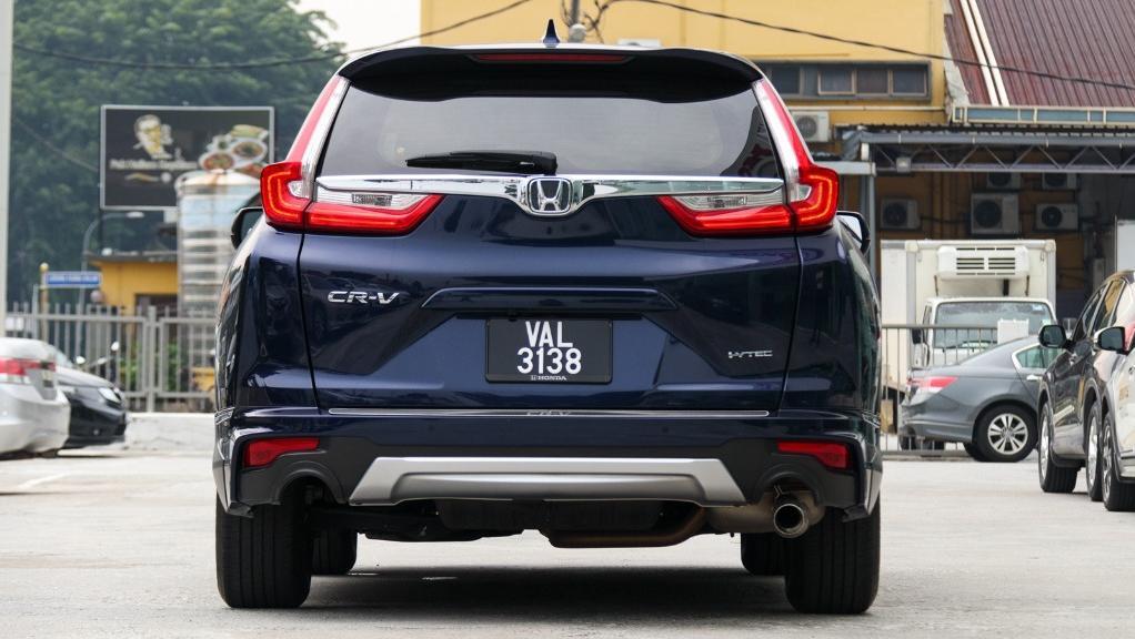 2019 Honda CR-V 2.0 2WD Exterior 003