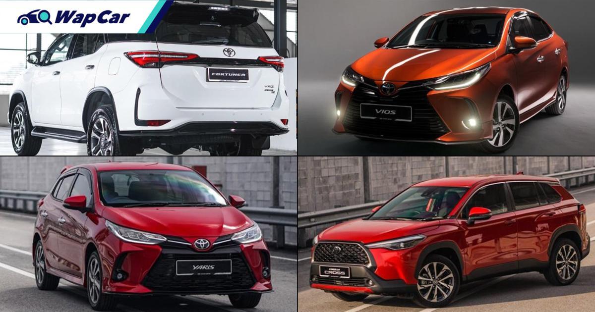 Honda Malaysia masih No.1? 2021 tahun Toyota untuk rampas takhta 01
