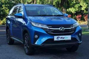 Perodua Aruz vs Proton Exora: The inevitable national brand 7-seater comparison
