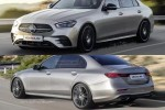 Next-gen 2021 W206 Mercedes-Benz C-Class rendered