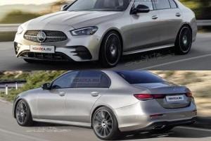 Next-gen 2021 W206 Mercedes-Benz C-Class rendered