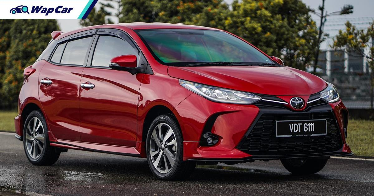 New 2021 Toyota Yaris facelift now open for booking ...