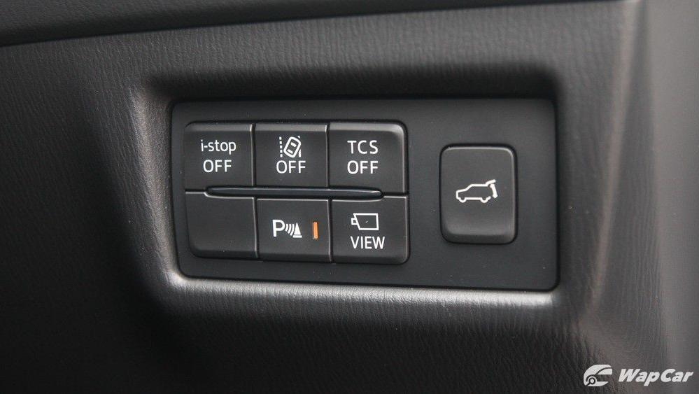 2019 Mazda CX-5 2.5L TURBO Interior 072