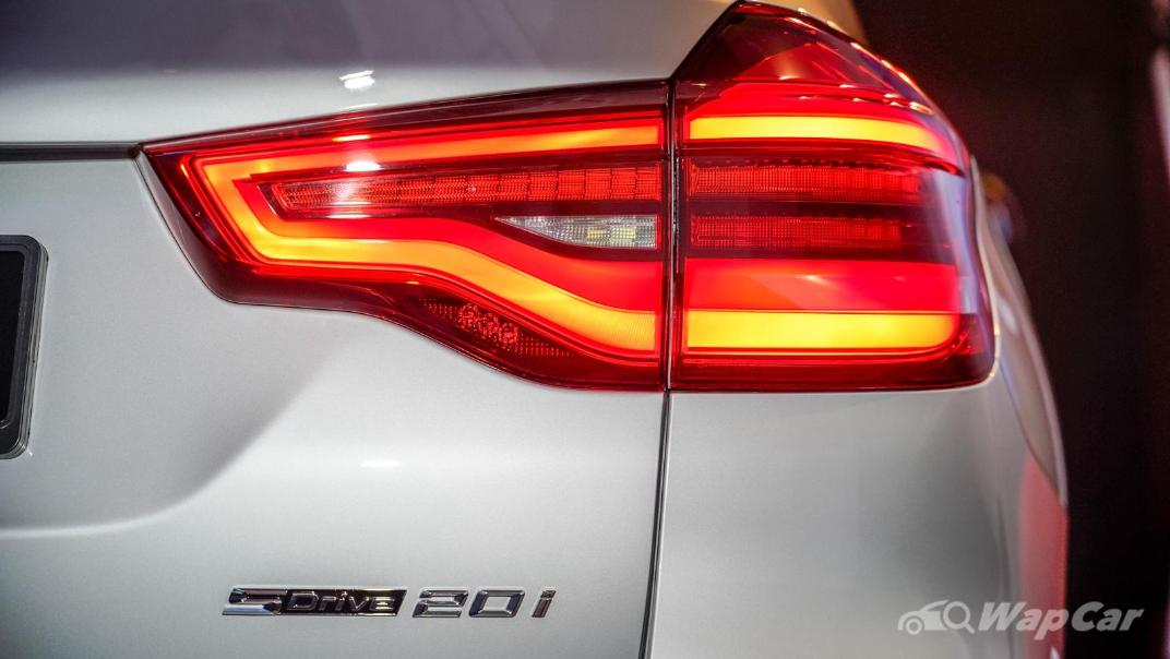 2021 BMW X3 sDrive20i Exterior 012