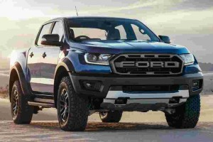 2020 Ford Ranger Raptor updated with AEB, Forward Collision Warning, and LDW