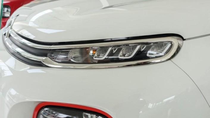 2019 Citroën New C3 AIRCROSS SUV Exterior 007