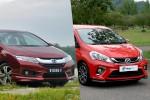 Should you buy a new Perodua Myvi or a used Honda City?