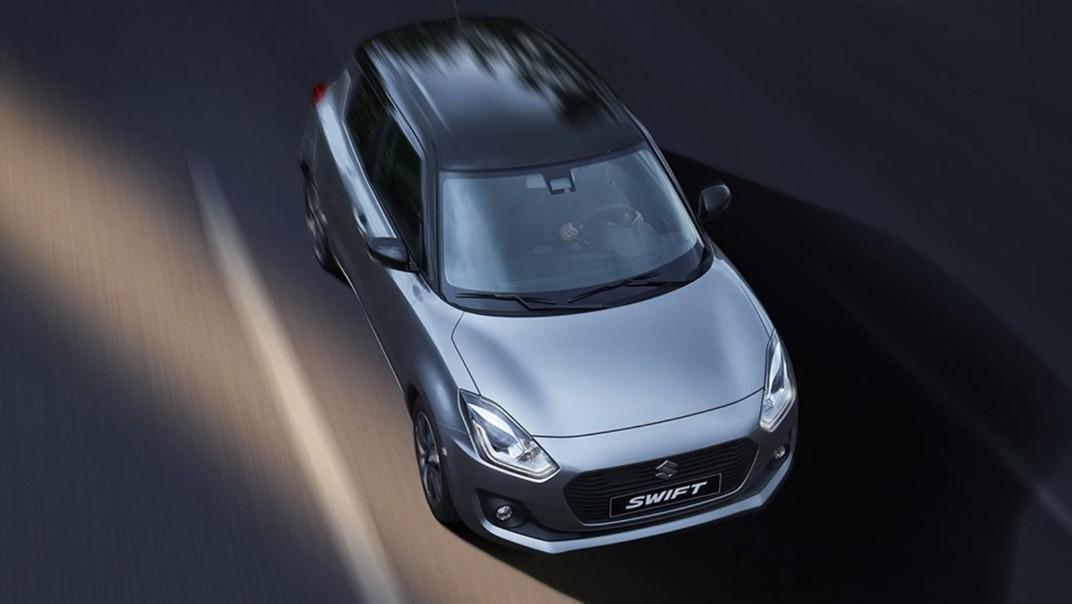 2020 Suzuki Swift International Version Exterior 013